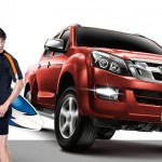 ราคารถ ISUZU D-MAX V-Cross