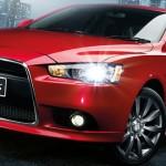 ราคารถ Mitsubishi Lancer EX