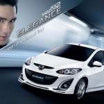 ราคารถ New Mazda2 Elegance