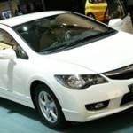 ราคารถ Civic Hybrid