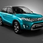 Suzuki เตรียมเปิดตัว All-new Vitara ที่งานปารีสมอเตอร์โชว์