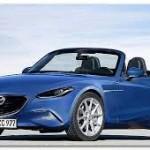 ราคารถ Mazda รถยนต์เดือนกันยายน 2557