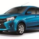 ราคารถ Suzuki ประจำเดือนกันยายน 2557