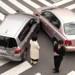 รถเกิดอุบัติเหตุ