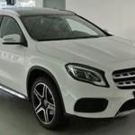 Mercedes-Benz GLA เฟซลิฟท์ใหม่โผล่จีน-ปรับดีไซน์สดใหม่ยิ่งขึ้น