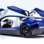 รถยนต์ Super Car พลังงานไฟฟ้า คาดวางตลาดปี 2019 ราคาราว 40 ล้านเยน