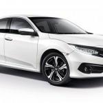 ราคารถใหม่ Honda ประจำเดือนเมษายน 2560