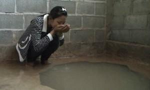 น้ำผุดกลางบ้าน ร่างทรงชี้อิทธิฤทธิ์พญานาค เชื่อรักษาโรค