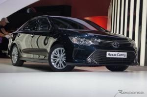 Toyota Camry ใหม่