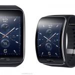 Samsung Gear S นาฬิกาจอโค้งรันแพลตฟอร์ม Tizen พร้อมรองรับ 3G