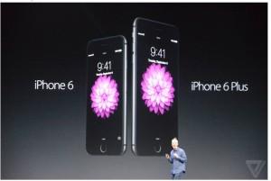 เปิดตัว iPhone 6 แล้ว
