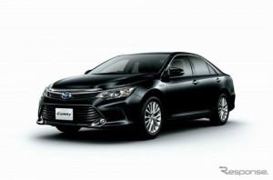 Toyota Camry Hybrid ไมเนอร์เชนจ์ใหม่