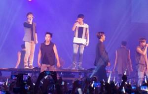 เอ็กซ์โซ จัดเต็มคอนเสิร์ตในไทย