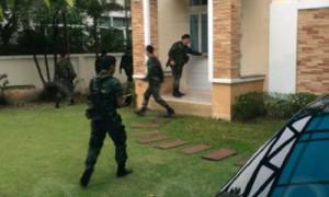 ตร.-ทหาร บุกค้นบ้าน ซ้อหมิง อายัดทรัพย์กว่า 100 ล้าน
