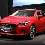 Mazda 2 ใหม่