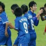 ผลการแข่งขันฟุตบอล พุธ 17 กันยายน 2557