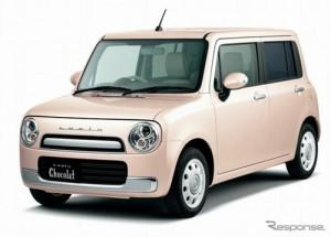 Suzuki Lapin Chocolat เข้าไทยแล้ว