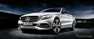 Mercedes-Benz เผยโฉมชุดแต่ง C-Class