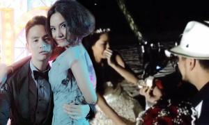 บีม ศรัณยู คุกเข่าขอ ชาช่า ทามาดะ แต่งงาน