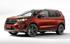 Ford Edge 2015 เอสยูวี 7