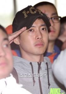 กองทัพส่งดาราจอมฉาว คิมฮยอนจุง (Kim Hyun Joong) ไปชายแดน