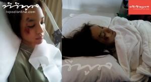 เกรซ เดอะสตาร์ 6 ประสบอุบัติเหตุอาการหนัก