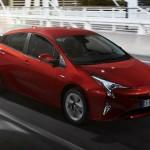 Toyota Prius 2016 ใหม่