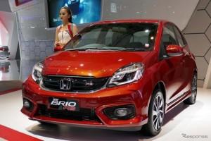 Honda Brio/Brio Amaze เจเนอเรชั่นใหม่
