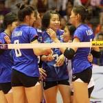 ตบสาวไทย พ่าย ญี่ปุ่น 2-3 แต่ยังลิ่ว 8 ทีม U19 ชิงแชมป์เอเชีย