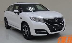 Honda UR-V ใหม่ พร้อมเครื่องยนต์เทอร์โบ 2.0 ลิตร
