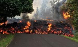 คนฮาวายเริ่มเหนื่อยท้อ ลาวาภูเขาไฟ ยังไม่มีทีท่าจะหยุดไหล
