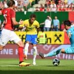 บราซิล ถล่ม ออสเตรีย 3-0 เกมลับแข้งนัดสุดท้ายก่อนลุยบอลโลก