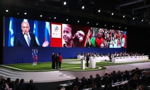 เจ้าภาพ 3 ชาติ ฟีฟ่าเลือก สหรัฐฯ,แคนาดา,เม็กซิโก จัดศึกฟุตบอลโลก 2026