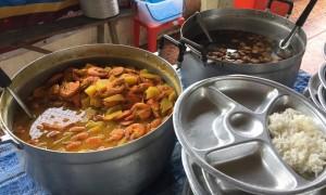 บุกโรงเรียนสอบทุจริต ขนมจีนคลุกน้ำปลา พบเมนูใหม่ไฉไลกว่าเดิม