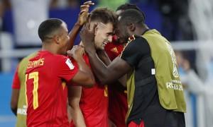 ยานูไซ ซัดชัย เบลเยียม เชือด อังกฤษ 1-0 ซิวแชมป์กลุ่มเอช