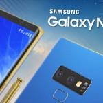 เผยข้อมูล Samsung Galaxy Note 9