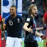 ส่องโปรแกรมรอบรองชนะเลิศฟุตบอลโลก 2018
