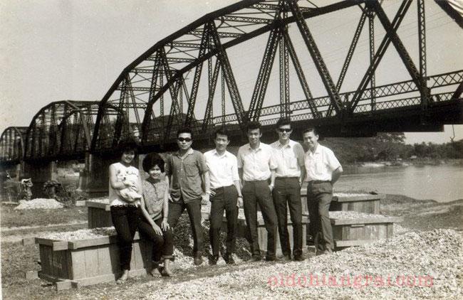 สะพานข้ามแม่น้ำกก