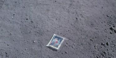 ภาพถ่ายครอบครัวของนักบินอวกาศ