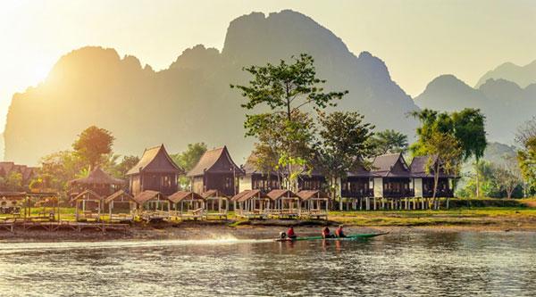 โรงแรมที่เวียงจันทน์