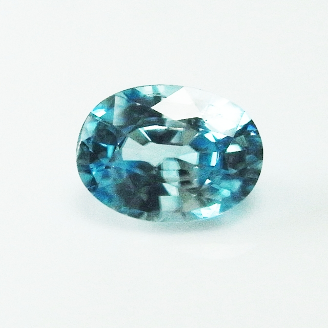 1 33 ct oval shape luster beautiful blue